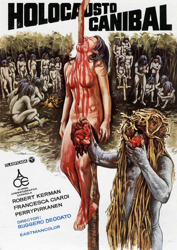 Cannibal Holocaust (1980) [Cannibal holocausto / Holocausto caníbal]