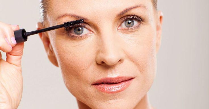 ab 50? 16 magische tipps für schlupflider schminken ab 50
