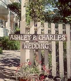 Personal Wedding Signs LARGE FONT Wood by WeddingSignsWithLove, $65.00: Fonts Woods, Receptions Decor, Woods Wedding Signs, Wedding Direction Signs, Wedding Receptions, Receptions Signs, Outdoor Wedding Decor, Large Fonts, Outdoor Weddings