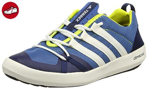 Adidas Herren Terrex CC Boat Outdoor Fitnessschuhe, Blau (Core Blue/Chalk White/Bright Yellow), 39 1/3 EU - Adidas schuhe (*Partner-Link)