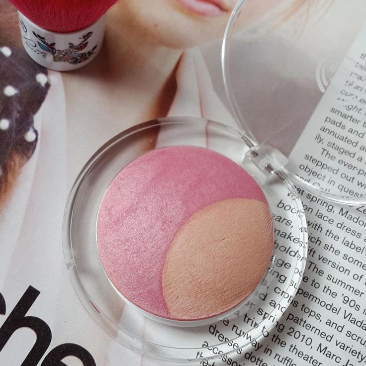 The Body Shop Baked to Last Blusher