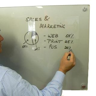 Glass Designer Writing Boards Range.  Ideal for modern communication, offering a stain free writing surface that accepts any standard whiteboard marker. Erasing is a breeze, simply use a standard whiteboard eraser. Ideal in offices, meeting rooms, breakout areas and even formal boardrooms.