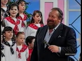 La festa della mamma 1992 - Piccolo Coro dell'Antoniano & Bud Spencer - YouTube