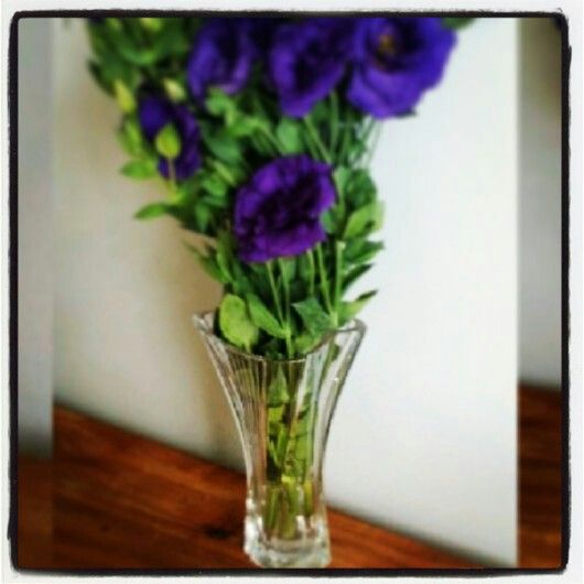 Crystal vases for hire