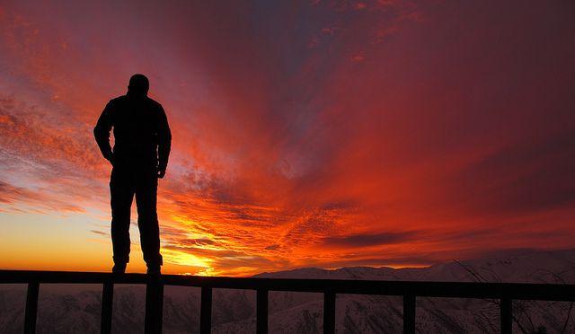 Farellones sunset  #Travel #gear #fitness #powderquest #style #ski #snowboard www.powderquest.com