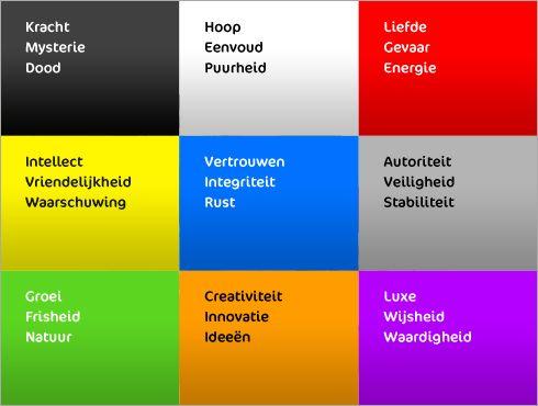 Psychologie van logo-ontwerp | Drukwerkdeal.nl | Drukwerkdeal blog: Het laatste nieuws over jouw online drukkerij