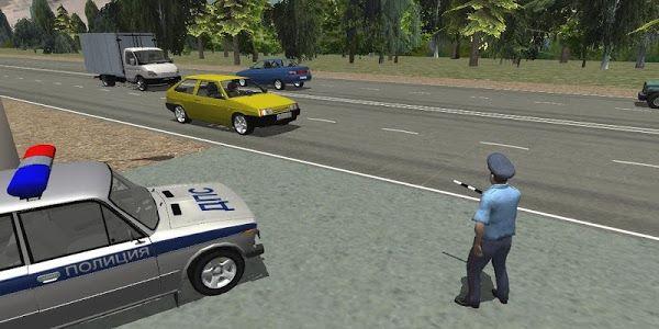 Download Traffic Cop Simulator 3d 4 2 3 Apk Update On 2016 11 06 Downloadapk Net Simulation Traffic Cop