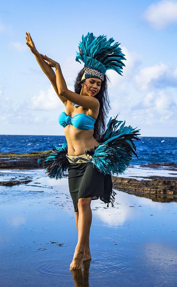 Listing INCLUDES HIP BELT ONLY Pareo wrap top and bottom and head piece can can be purchased separately Hip and head piece viewable here https://www.etsy.com/listing/532048880/tahitian-costume-haliahauola?ref=shop_home_active_2 Please choose your color options from our lists below