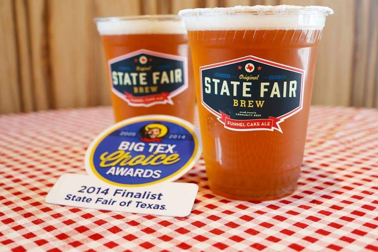 Texas State Fair will serve Funnel Cake Ale, fried sriracha balls