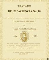 Joaquin Sabina, Tratado de Impaciencia