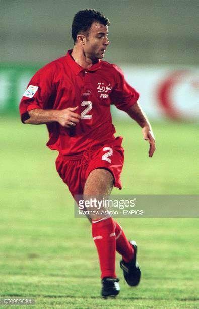 Yasser Sibai of Syria