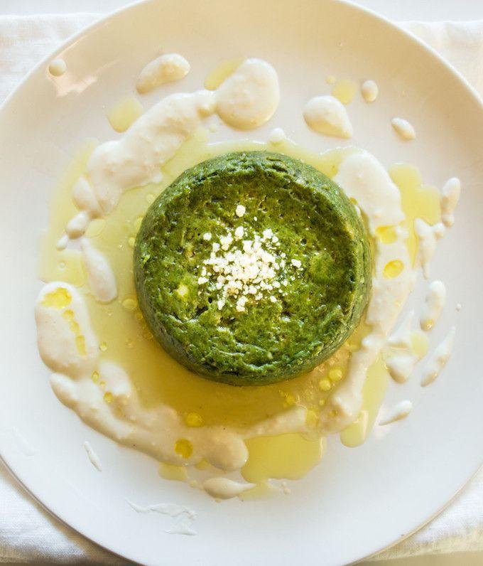 Spinach Sformato | OurItalianTable.com