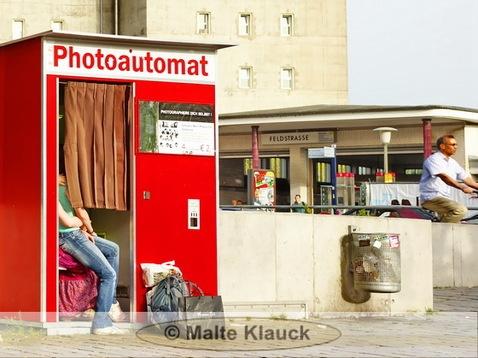 Photoautomat - Sternschanze, Hamburg - Fotogeschäft
