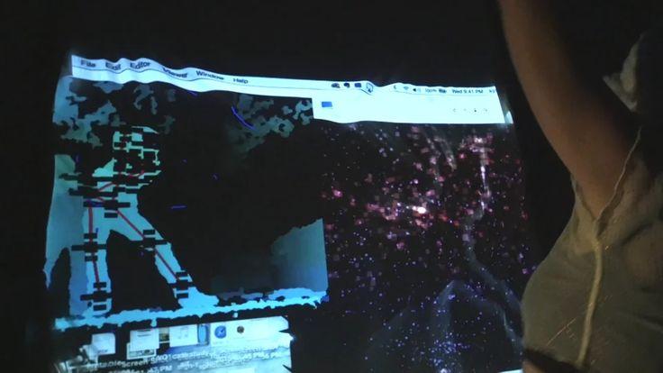 Kinetic Audio Reactor on Vimeo
