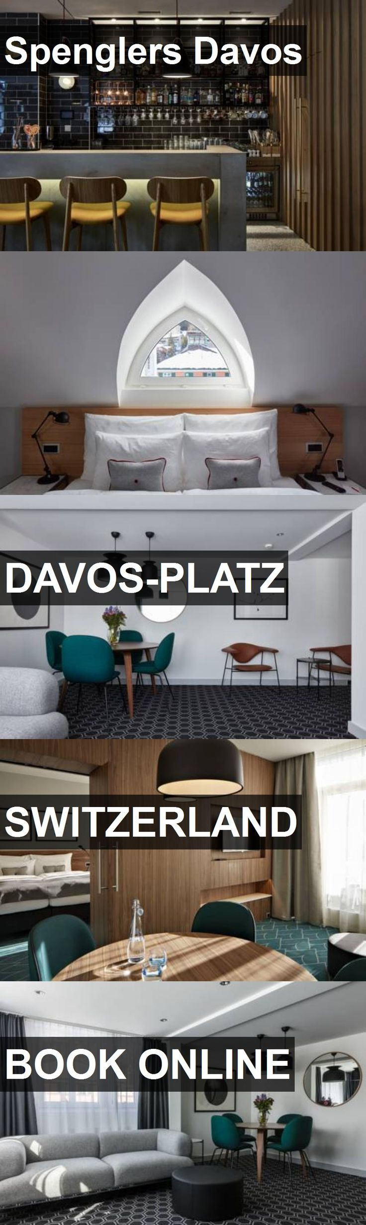 Hotel Spenglers Davos in Davos-Platz, Switzerland. For more information, photos, reviews and best prices please follow the link. #Switzerland #Davos-Platz #travel #vacation #hotel