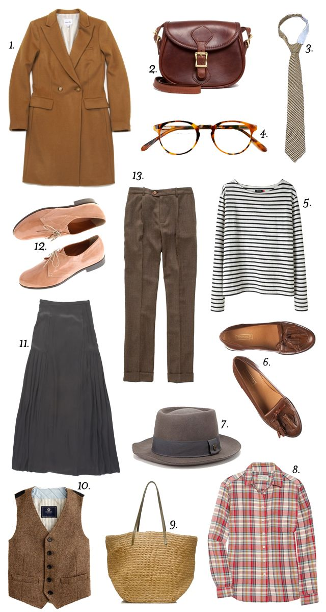 annie hall clothes style