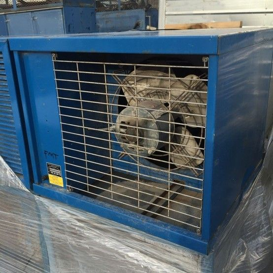 Caloritech Forced Air Heater Supplier Worldwide | Used 20 kW Forced Air Heater For Sale