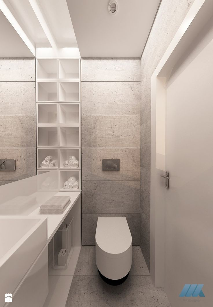 Styl i elegancja w łazience - Łazienka, styl nowoczesny - zdjęcie od MKdesigner