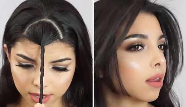 VIDEO. L'astuce d'une youtubeuse beauté pour se couper les cheveux soi-même - L'Express Styles