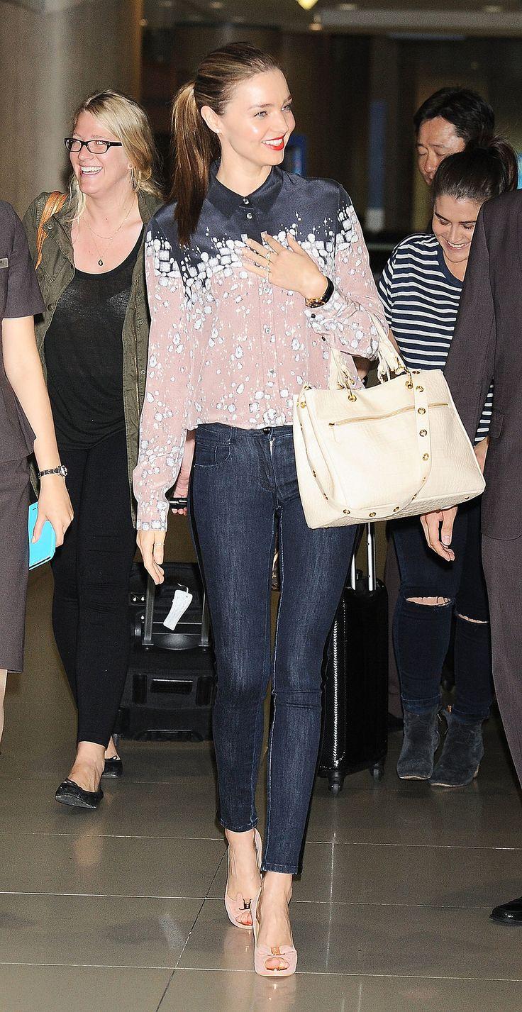 13 Streetstyle looks by Miranda Kerr - Streetstyle - Elsie Fashion Forum