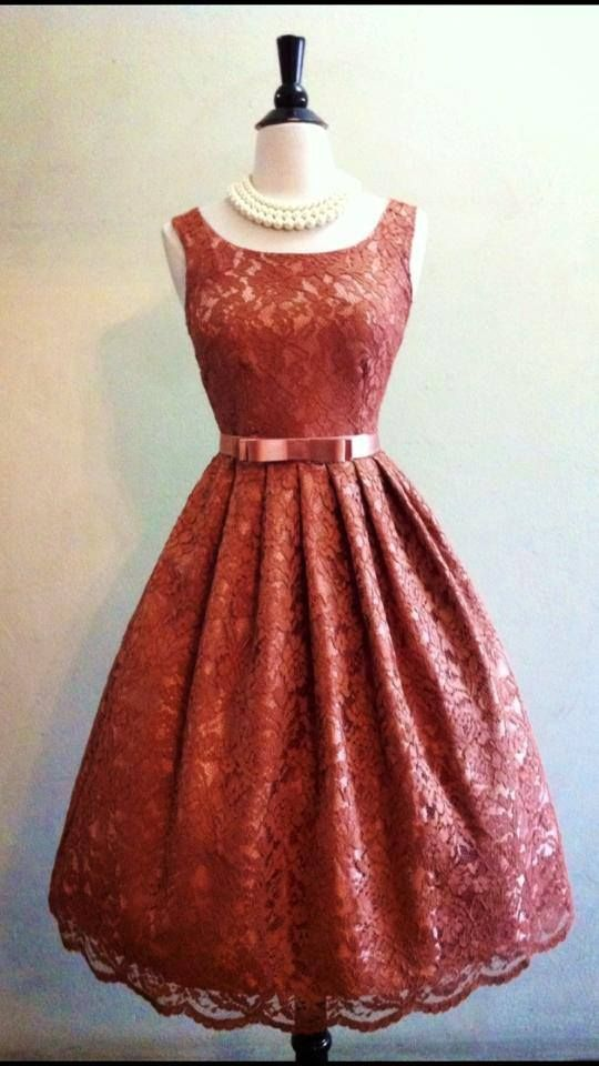 I need a whole wardrobe of dresses like this <3 from Mulberry Street Vintage Boutique :)