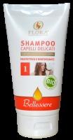 Capelli Delicati BIO - 150 ml  Per capelli delicati, fragili, sottili, con cute sensibile, tendenti alla caduta. Adatto per lavaggi frequenti.