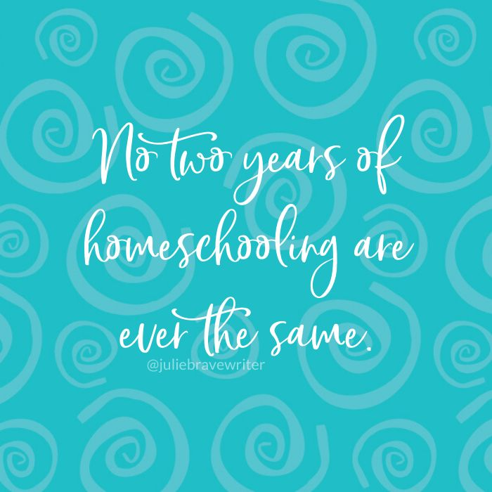 No Two Year Of Homeschooling Are The Same In 2020 Homeschool Brave Writer Expository Essay Getting Older