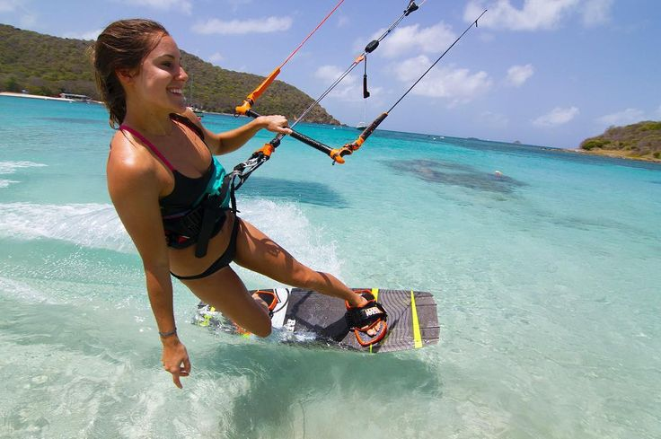 20 Questions pro kiteboarder Sensi Graves - Bikinis, fitness & business