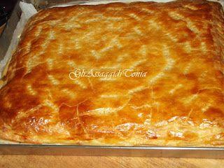 Gli assaggi di Tonia: La parigina con scarole e mozzarella