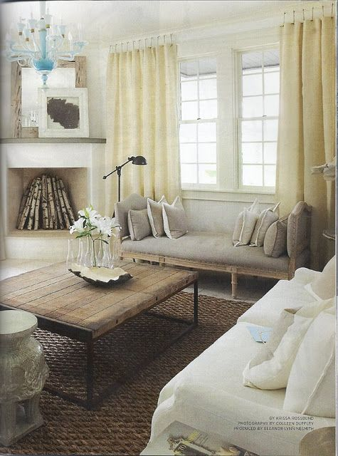 152 best images about living rooms on pinterest for Soft neutral paint colors