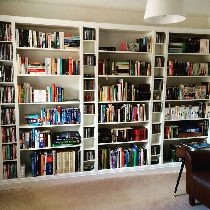 Best 25+ Billy Bookcase Office Ideas On Pinterest