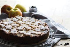 Weihnachtlicher Apfelkuchen – Billas Welt