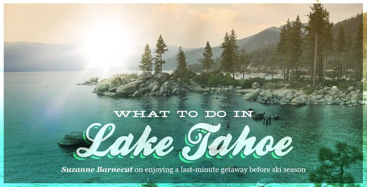 Back in the 1950s, my grandfather and his two brothers leased some land and built a large A-frame cabin in the South Lake Tahoe basin, just at the foot of Mount Tallac. The brothers made a perfect…