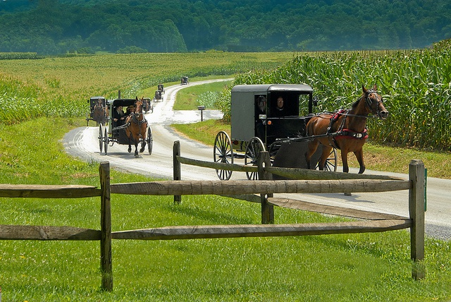 Lancaster, Pennsylvania - Amish country