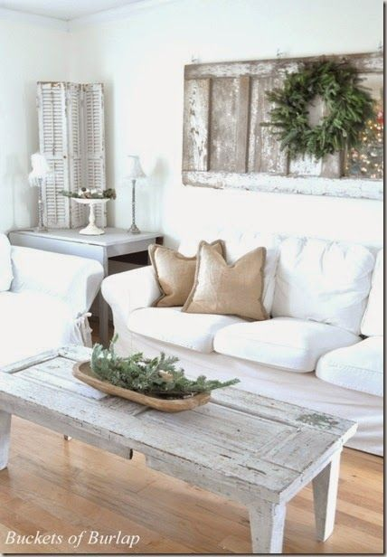 Little Brags: Decorating With Old Doors