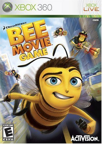 Bee Movie Game – Xbox 360  http://gamegearbuzz.com/bee-movie-game-xbox-360/