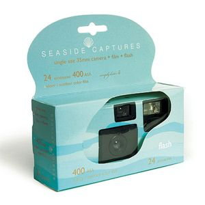 Make it easy for your guests to capture those special moments with Beach Seaside Wedding Cameras - beach design. These beach themed wedding design disposable wedding cameras provide a simple and affordable way to get your guests to take pictures.