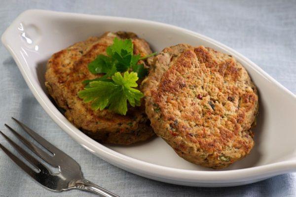 Ricette vegetariane: gli hamburger di melanzane #eggplant