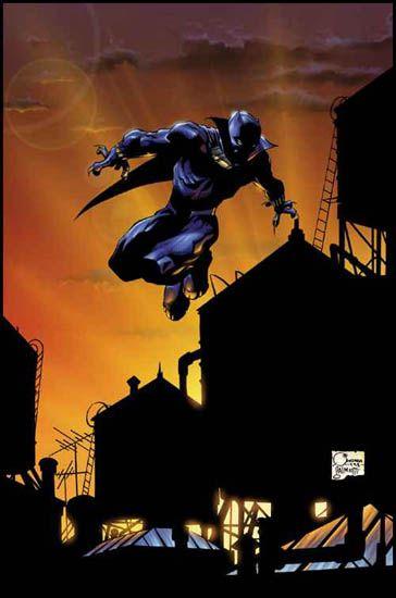 Black Panther by Joe Quesada