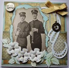 Afbeeldingsresultaat voor vintage kaarten maken