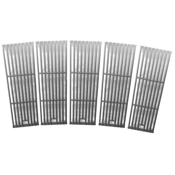 5 PACK CAST IRON COOKING GRATES FOR BAKERS AND CHEFS Y0005XC-2, Y0660, KENMORE 141.16323, 141.163231, 141.16324 GAS MODELS Fits Compatible Bakers and Chefs Models : Y0005XC-2, Y0660, Y0660-1, Y0660LP, Y0660LP-2, Y0660NG, Y0669NG Read More @http://www.grillpartszone.com/shopexd.asp?id=36385&sid=34964