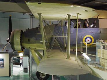 Fairey Swordfish II (HS618)