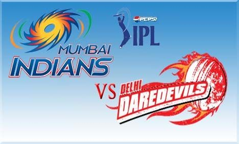 Delhi Daredevils Vs Mumbai Indians (IPL): Preview, TV channel list, Team Squad, Prediction, Head to head - http://www.tsmplug.com/cricket/delhi-daredevils-vs-mumbai-indians-ipl-2015/