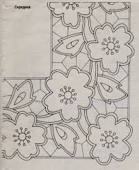 Картинки по запросу вышивка ришелье схемы