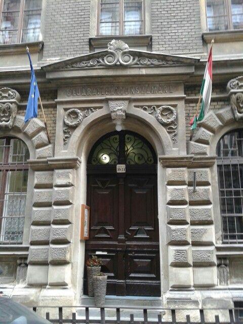 "Old school building  ""Entrance for girls"""