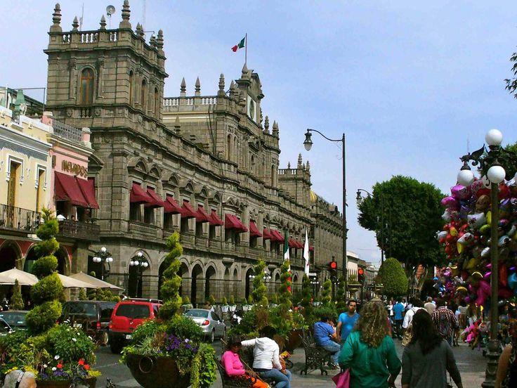 puebla mexico   Atractivos turísticos de Puebla