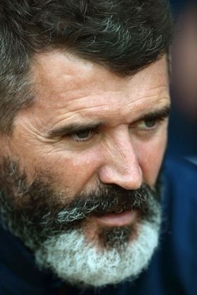 Roy Keane's beard!! By no means a UTD fan. But this bloke is a bit of a legend.