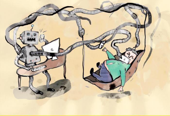 Blandt de virksomhedsledere i den nye økonomi, som får arbejdspladser til at forsvinde, begynder flere nu at bekymre sig om effekterne af ny teknologi, automatisering og platformøkonomi. Og de taler om borgerløn, som en mulig del af løsningen