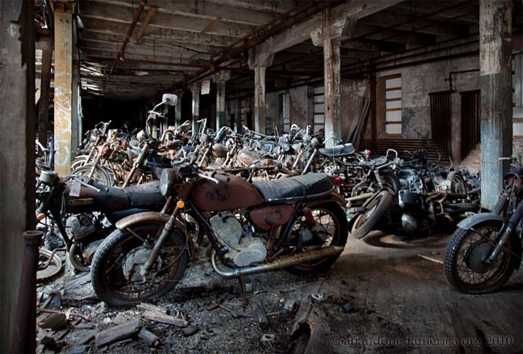 Business And Industry Kohl S Motorcycle Salvage Lockport