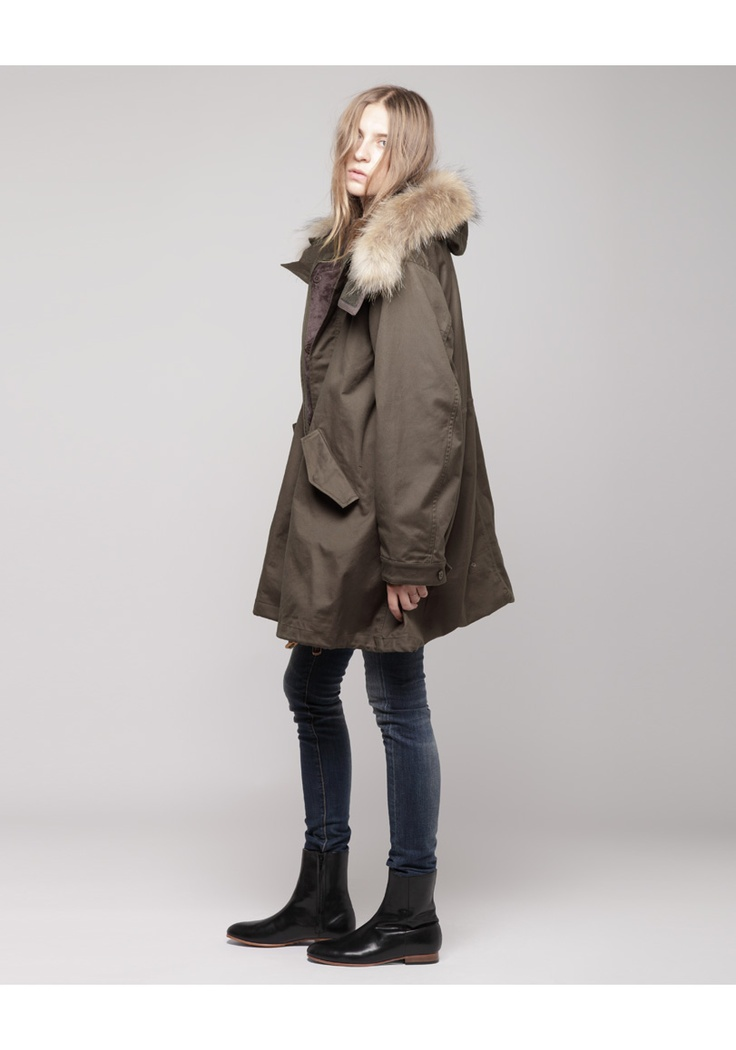 31 best Fishtail Parka Frenzy images on Pinterest | Army, Bunny ...